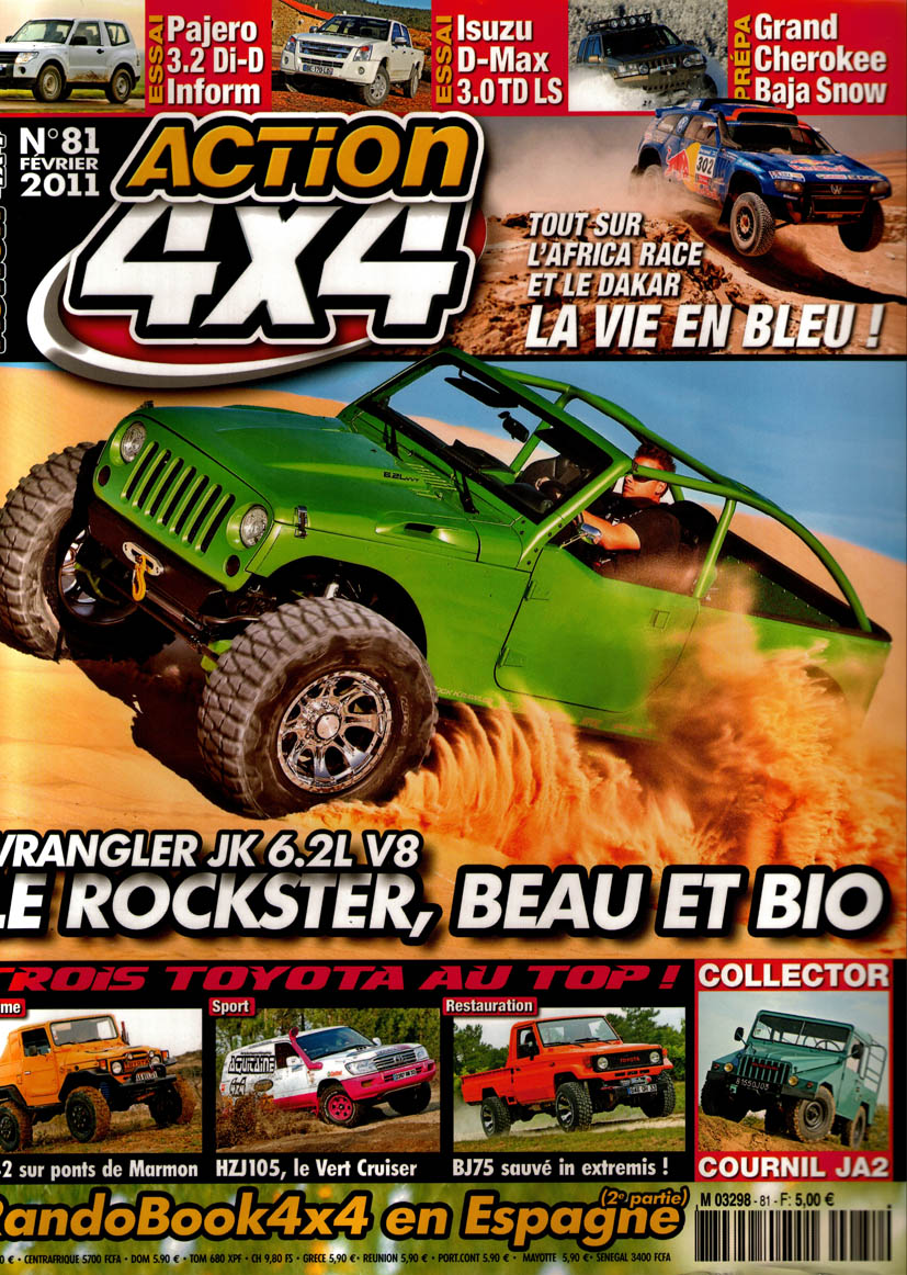 Action 4x4 - 02/11